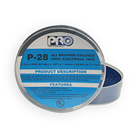 "PROTAPES P28 3/4"" BLUE"