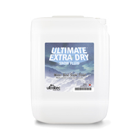 ULTRATEC FX 20L ULTIMATE EXTRA DRY SNOW FLUID NEW & IMPROVED