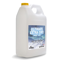 ULTRATEC FX 4L ULTIMATE EXTRA DRY SNOW FLUID NEW & IMPROVED